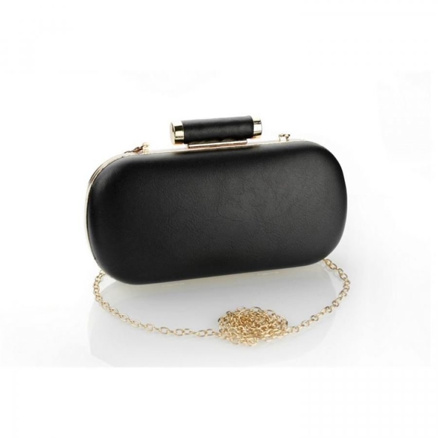 Elegantná kabelka čierna