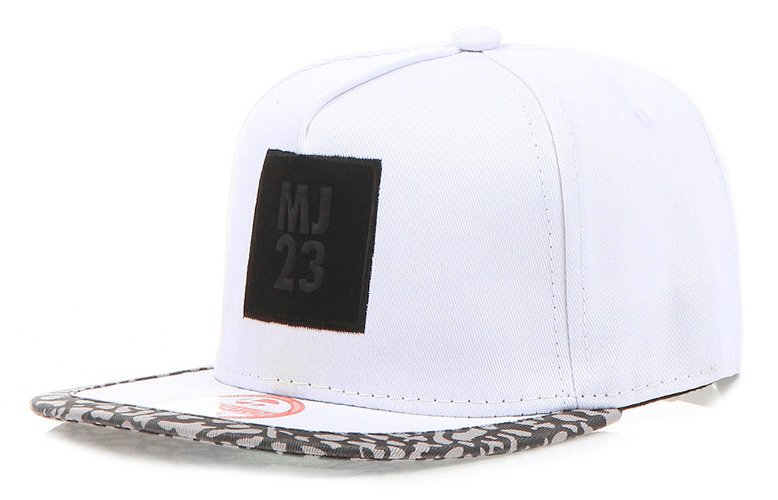 Pánska čiapka snapback biela