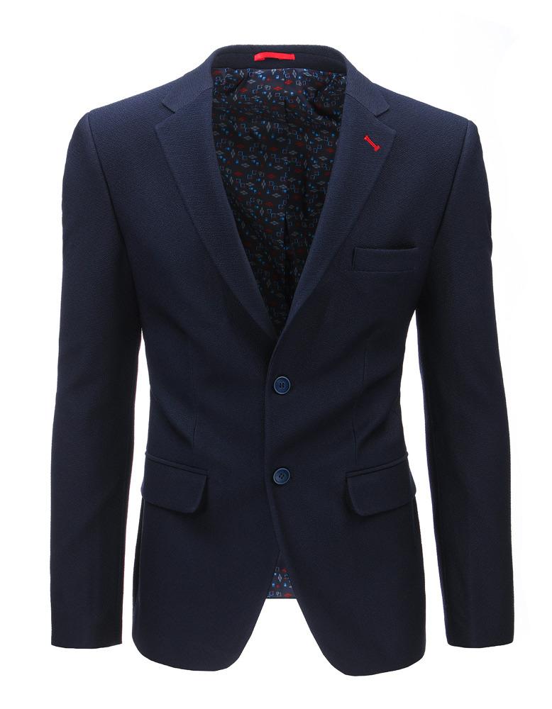 Elegantné pánske sako