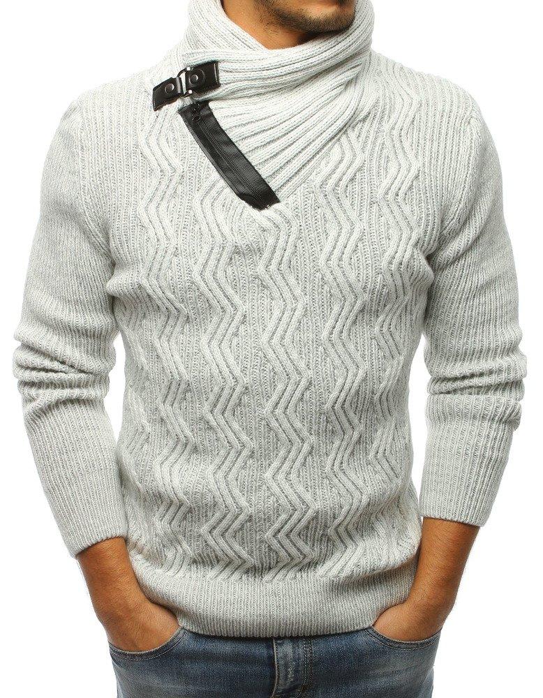 Pánsky sveter ecru